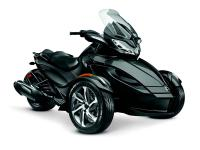 2014 Can-Am Spyder ST-S SE5 the finest of both worlds