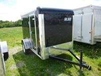 2014 Car Mate Trailers 5 x 8.5 Sportster CM508EC Car