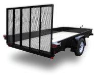 2014 Car Mate Trailers 6 x 12 SST CM612SST/W Car Mate