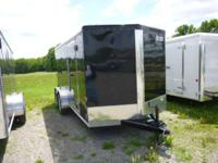 2014 Car Mate Trailers 7 x 14 HD V-Sport CM714ECV-HD
