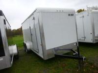 2014 Car Mate Trailers 7 x 16 HD Sportster CM716EC-HD