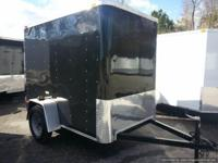 New Carolina Cargo 5x8 Trailer for Sale! Stock #