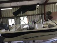Garage Kept 2014 Carolina Skiff DLV 178 For Sale 90