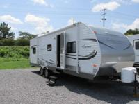 2014 Catalina by Coachmen. This camper is 30' long with