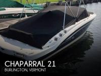 2014 Chaparral 21 - Stock #088564 -