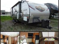 2014 Cherokee 284BF Travel Trailer, 6,800 LBS, 1