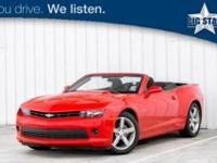 Excellent Condition and loaded Camaro 1LT