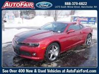 Excellent Condition, CARFAX 1-Owner, LOW MILES - 3,640!