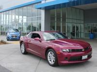 Camaro 1LT and GM Certified. Come to the experts! All