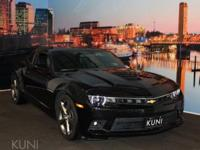 Camaro SS 2SS, GM Certified, RS Package (High-Intensity