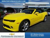 Exterior Color: bright yellow, Body: Convertible, Fuel:
