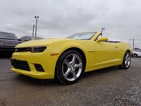 Exterior Color: yellow, Body: Convertible, Engine: 6.2L