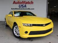 2014 Chevrolet Camaro Coupe LT Our Location is: