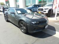 New Arrival! Bluetooth, This 2014 Chevrolet Camaro LS,