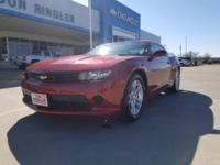 Recent Arrival! CARFAX One-Owner. Clean CARFAX. Red