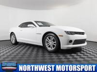 Clean Carfax Two Owner Coupe with Power Options!