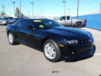 2014 Chevrolet Camaro 2LS. A One Owner, Lease Return in