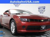 2014 Chevrolet Camaro 2LS. FULLY SERVICED AND FRONT