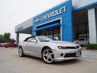 CARFAX 1-Owner, Chevrolet Certified. PRICED TO MOVE