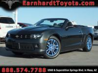 We are excited to offer you this 2014 Chevrolet Camaro