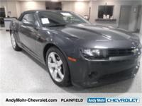 New Price!  Chevrolet Camaro  Clean CARFAX. CARFAX