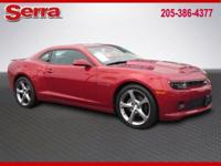 2014 Chevrolet Camaro 1LT RWD 6-Speed Automatic with