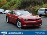Options:  2014 Chevrolet Camaro Lt|Red Rock
