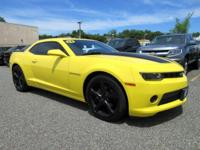 CARFAX One-Owner. Clean CARFAX. Bright Yellow 2014