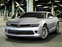 Options:  2014 Chevrolet Camaro Lt W/1Lt|Miles: