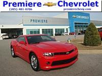 Options:  2014 Chevrolet Camaro Lt|Red/|V6 3.6L
