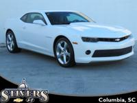 This 2014 Chevrolet Camaro 2LT RS Package offers