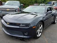 Designed with a spacious interior this  2014 Chevrolet