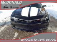 Options:  2014 Chevrolet Camaro Lt W/2Lt  Coupe|Miles: