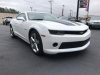 Options:  2014 Chevrolet Camaro 2Dr Coupe Lt W/2Lt|This