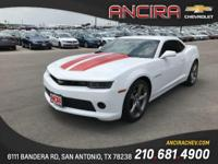 This used Chevrolet Camaro LT w/2LT is now for sale in