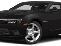 2014 Chevrolet Camaro SS For Sale.Features:Rear Parking