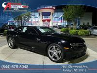 6-Speed Manual with a 6.2L V8, Navigation/GPS,