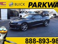 2014 Chevrolet Camaro SS Ashen Gray Metallic 6.2L V8