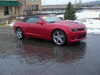 Options:  2014 Chevrolet Camaro Convertible