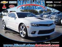 *** MIAMI LAKES CHEVROLET *** Power to spare! Only one