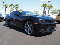 Come see this 2014 Chevrolet Camaro SS. Its Automatic