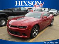 This 2014 Chevrolet Camaro SS is offered to you for