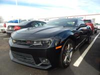 We are excited to offer this 2014 Chevrolet Camaro.