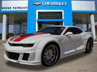 Chuck Fairbanks Chevrolet is honored to present a