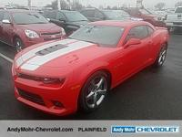 Priced below KBB Fair Purchase Price!  Chevrolet Camaro