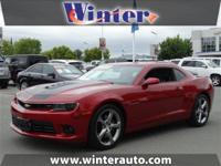 CERTIFIED- LUXURY AND STYLE - SS V8- 6.2- WOW - RS