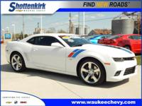Options:  2014 Chevrolet Camaro Ss|Ss 2Dr Coupe