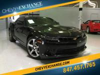 Options:  2014 Chevrolet Camaro Ss W/2Ss|6.2L