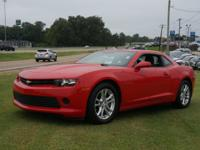 Exterior Color: red hot, Body: LS 2dr Coupe w/2LS,