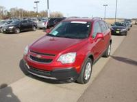Exterior Color: crystal red tintcoat, Body: SUV, Fuel: